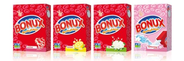 Bonux Casio II MEA Line-up