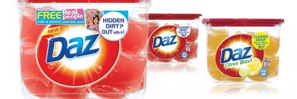 DAZ UK liquid